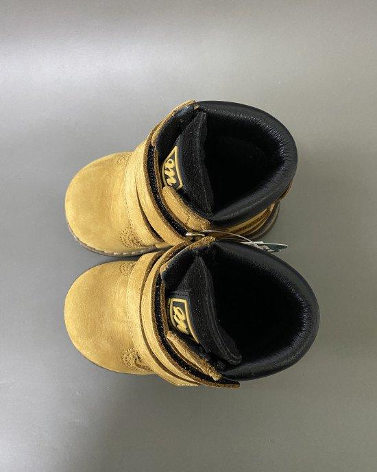 Ботинки на липучках ортопедические