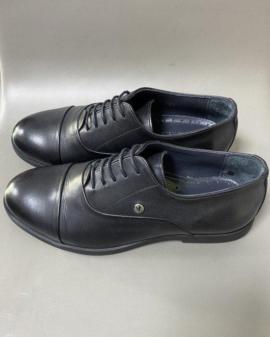 Туфли на шнурках с ортопедической стелькой