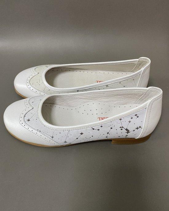 Туфли - балетки с ортопедической стелькой