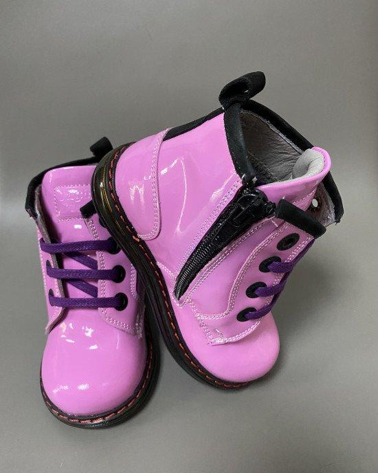 Ботинки демисезонные с ортопедической стелькой