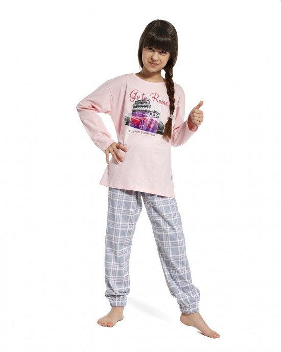 """Пижама розового цвета """"Go to Rome"""""""