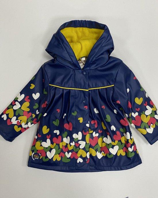 Куртка-дождевик на флисе