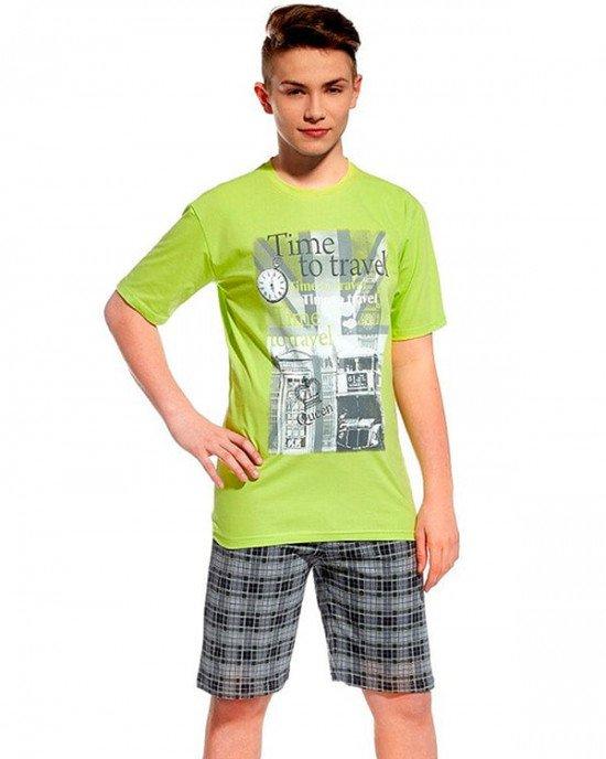 "Пижама (футболка+шорты) ""London"""