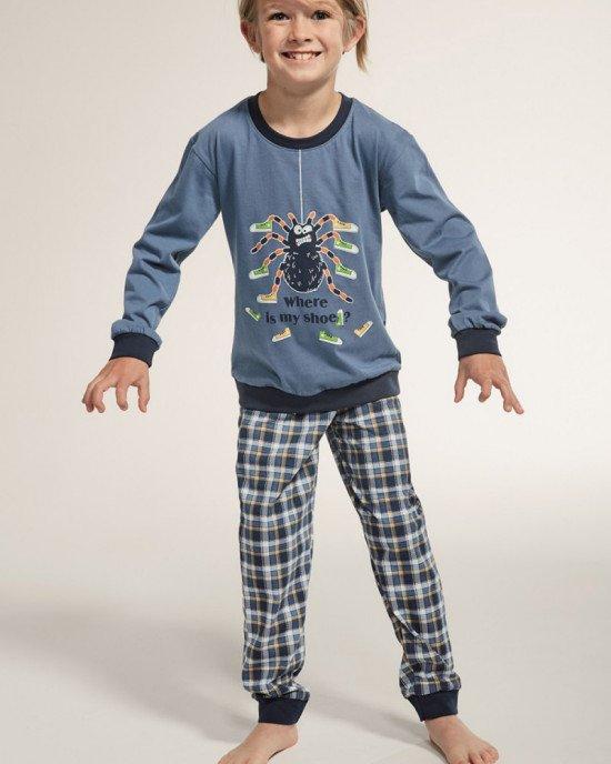 "Пижама (реглан + штаны) с принтом ""Spider"""