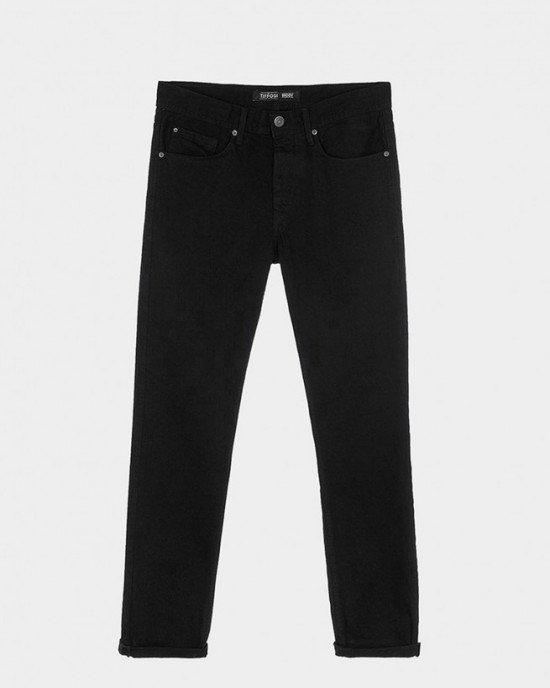Джинсы Regular Fit черного цвета