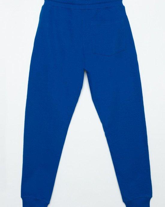 Штаны спортивные синего цвета