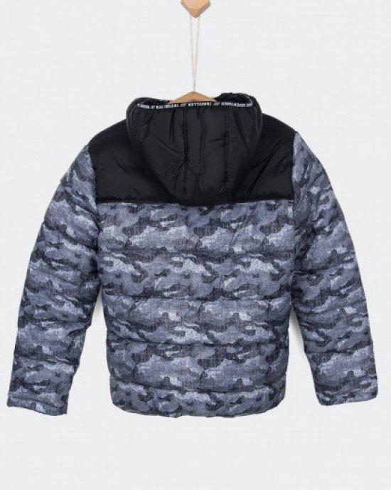 Куртка демисезонная с флисовой подкладкой