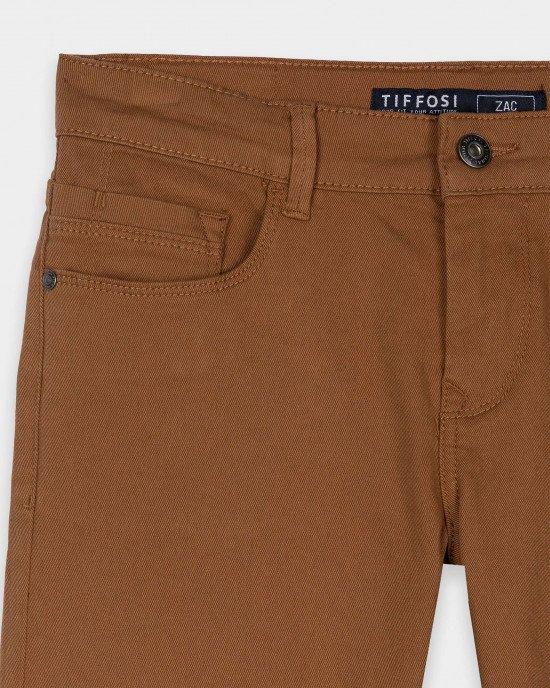 Шорты Regular Fit коричневого цвета