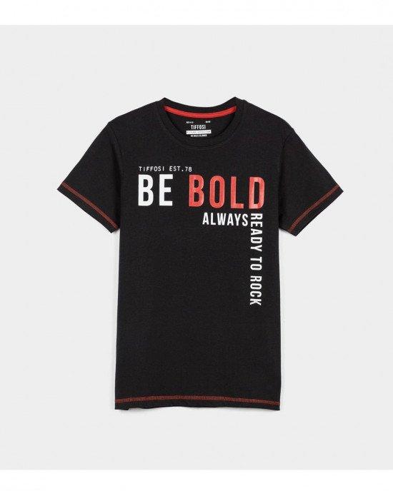 "Футболка с надписью ""Be Bold"""
